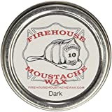 Firehouse Moustache Wax - Dark Wax, 2 Ounces
