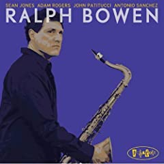 Ralph Bowen Dedicated cover