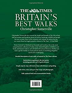 The Times Britain's Best Walks by Times Books