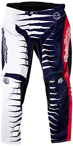 Troy Lee Men's GP Joker Pant - Navy/White, Size 38