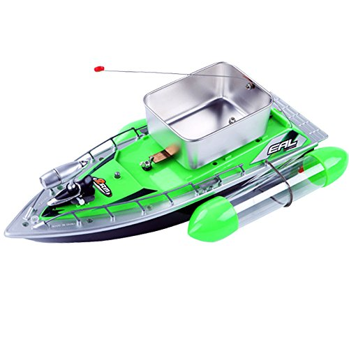 Webetop Remote Control Fishing Bait Boat with Recharger