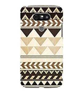 EPICCASE amour angles Mobile Back Case Cover For LG G5 (Designer Case)