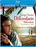The Descendants / Les Descendats (Bilingual) [Blu-ray + DVD + Digital Copy]