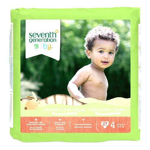 Seventh Generation Diaper Sizes front-678288