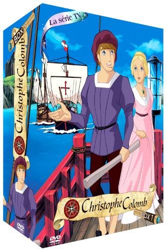Christophe Colomb - Partie 1 - Coffret 4 DVD