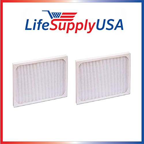 2 Pack Replacement Filter to fit Hunter 30920 30905 30050 30055 30065 37065 30075 30080 30177 Designed and Engineered by Vacuum Savings