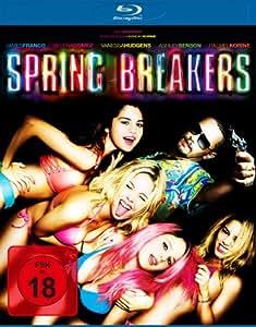 Spring Breakers [Blu-ray]