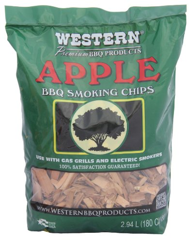 WESTERN 28065 Apple BBQ Smoking Chips (Smoker Wood Chips compare prices)