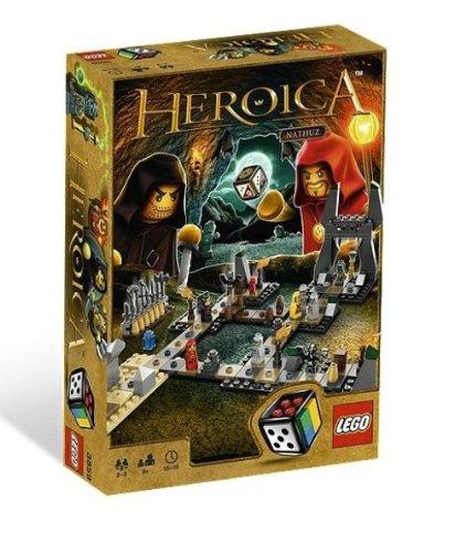 Imagen principal de LEGO Juegos de mesa 3857 - Heroica La Bahía Draida