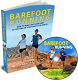 img - for Barefoot Running Book and DVD Set (US Version) Run Light and Free! Learn Natural Running Form Barefoot or in Minimalist Shoes - Includes Earthing book / textbook / text book