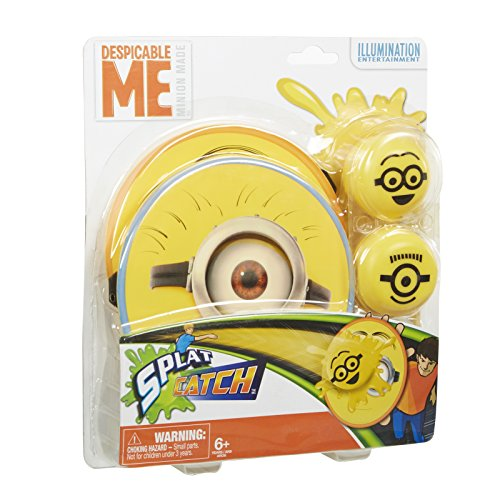 Despicable Me Splat Catch - 1
