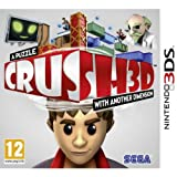 CRUSH3D (3DS) Nintendo 3DS [Nintendo DS] - Game