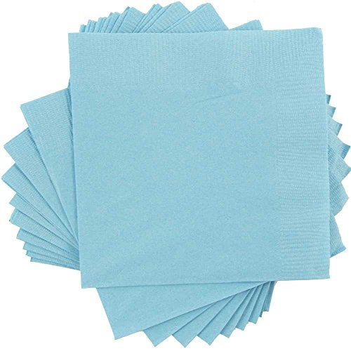 JAM Paper Medium Lunch Napkins - 6 1/2