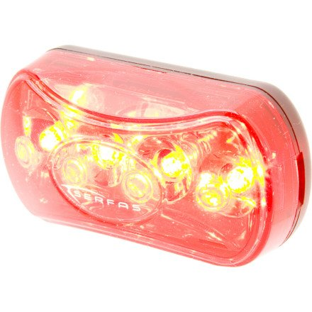 Serfas TL-411 Ultrabright Tail Light