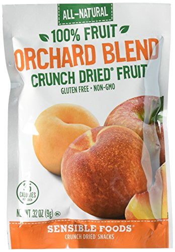 Sensible Foods Fruit Snacks, Orchard Blend, 48 Count (Pack of 48) (Fruit Crunch compare prices)