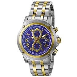 Invicta Men's 4890 II Collection Sport Chronograph Elite Two-Tone Watch