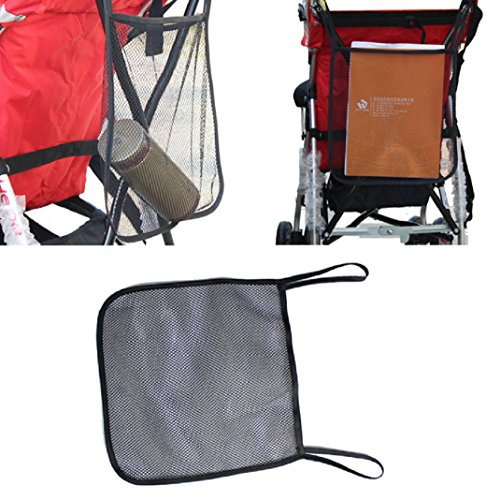 Generic Baby Stroller Carrying Bag , Baby Stroller Mesh Bag A Net BB Umbrella Car Accessory (Free size)