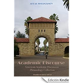 Academic Discourse (English Edition)