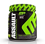 Muscle Pharm Assault Pre-Workout System, Lemon Lime, 0.96 Pound