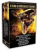 echange, troc 6 films de créatures et de serpents : coffret 6 DVD