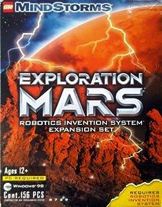 LEGO Mindstorms 9736 Exploration Mars Robotics Invention System Expansion Set