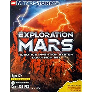 LEGO MindStorms Exploration Mars Robotics Invention System Expansion Set