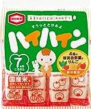 亀田製菓 野菜とりんごハイハイン 53g×12袋