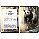 Diabloskinz Vinyl Adhesive Skin Decal Sticker for Amazon Kindle Paperwhite - Panda's Dominion