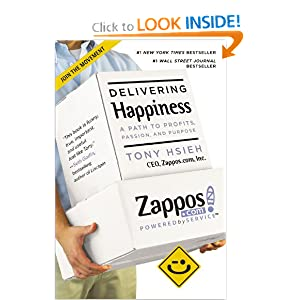 Download book Delivering Happiness: A Path to Profits, Passion, and Purpose