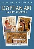 Egyptian Art: 16 Art Stickers (Dover Art Stickers)