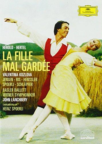 Herold - La Fille Mal Gardee (Lanchbery, Wiener Symphoniker) [DVD] [1981]