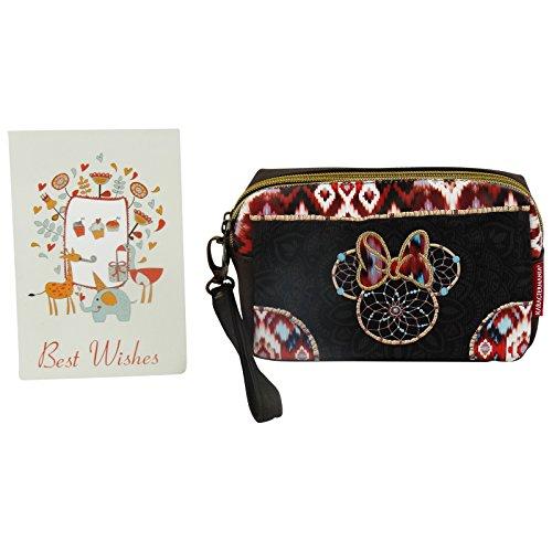 disney-minnie-boho-pochette-handbag-cosmetic-vanity-bag-school-travel-pb