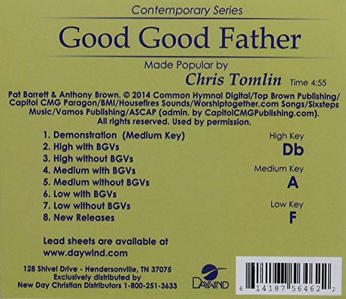 Chris Tomlin - Good Good Father - Zortam Music