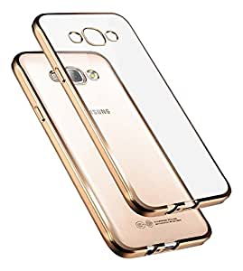 Mercator Golden Chrome Tpu Case for Samsung Galaxy A5