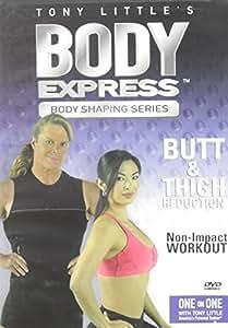 Body Express: Butt & Thigh Reduction