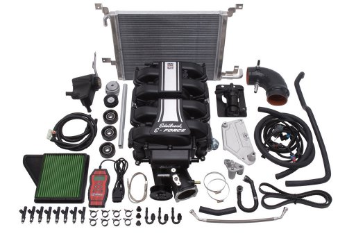Edelbrock 1588 E-Force Supercharger Kit for Ford