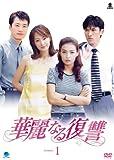 華麗なる復讐 DVD-BOX 1[DVD]