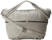 Steve Madden Bnola Top Handle Bag,Grey,One Size