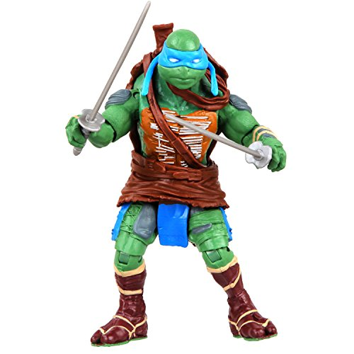 Teenage Mutant Ninja Turtles Movie Leonardo Basic Figure - 1