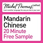 Michel Thomas Method: Mandarin Chinese Course Sample | Michel Thomas