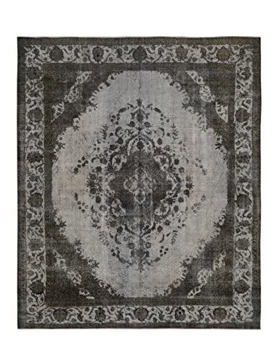 Kalaty One-of-a-Kind Pak Vintage Rug, Gray, 9′ 7″ x 12′ 1″