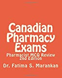 Canadian Pharmacy Exams: Pharmacist McQ Review