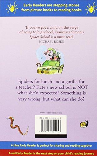 Spider School (Early Reader)