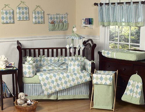 Baby Boys Bedding 9257 front