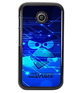 Fuson 2D Printed Cartoon Designer back case cover for Motorola Moto E - D4507