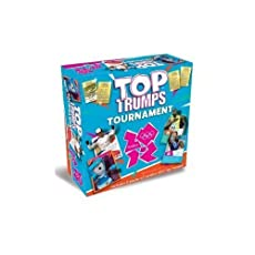 London 2012 Olympic Games Top Trumps Tournament