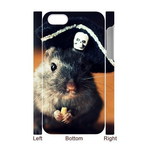 Gerbil Phone Case<br>3D iPhone 4/4s