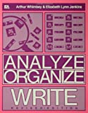 Analyze, Organize, Write (0805800824) by Whimbey, Arthur
