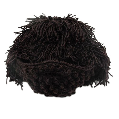 USOLD (Maroon And White Sports Wig)
