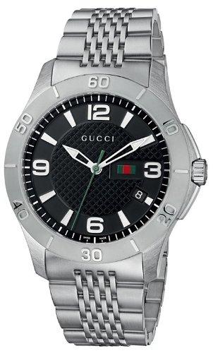 Gucci Men's YA126218 Gucci Timeless Watch